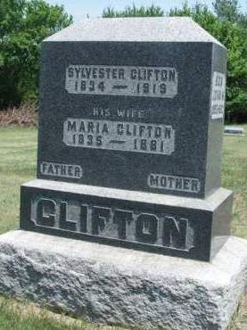 CLIFTON, SYLVESTER - Madison County, Iowa | SYLVESTER CLIFTON