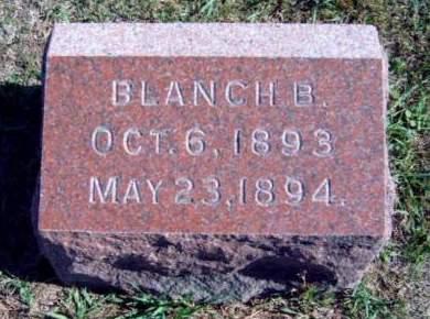 CLINE, BLANCHE BESSIE - Madison County, Iowa | BLANCHE BESSIE CLINE