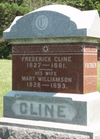 CLINE, MARY - Madison County, Iowa   MARY CLINE