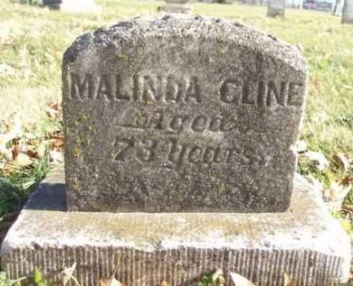 CLINE, MALINDA - Madison County, Iowa | MALINDA CLINE