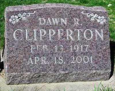 CLIPPERTON, DAWN R. - Madison County, Iowa | DAWN R. CLIPPERTON