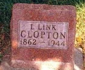 CLOPTON, ISAAC R. LINCOLN - Madison County, Iowa | ISAAC R. LINCOLN CLOPTON