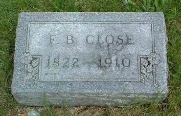 CLOSE, FIELDING B. - Madison County, Iowa | FIELDING B. CLOSE