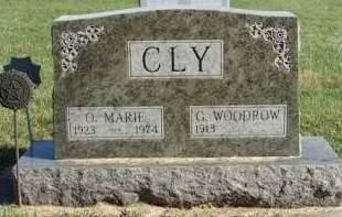 CLY, GEORGE WOODROW - Madison County, Iowa | GEORGE WOODROW CLY