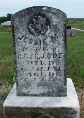 COE, JESSIE M. - Madison County, Iowa | JESSIE M. COE