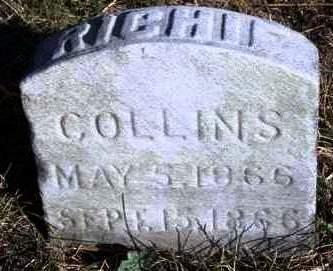 COLLINS, RICHIE - Madison County, Iowa | RICHIE COLLINS