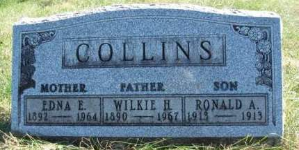 COLLINS, WILKIE HILLARD - Madison County, Iowa | WILKIE HILLARD COLLINS