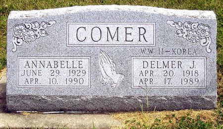 COMER, DELMER J. - Madison County, Iowa | DELMER J. COMER