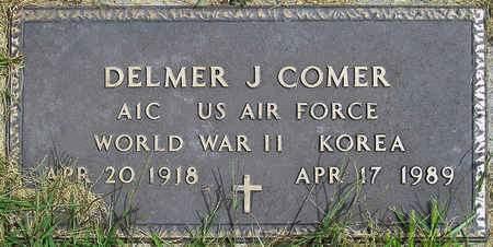 COMER, DELMER J. - Madison County, Iowa   DELMER J. COMER