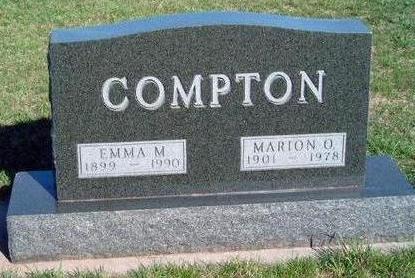 COMPTON, MARION O. - Madison County, Iowa | MARION O. COMPTON