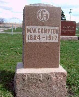 COMPTON, MILTON WILSON - Madison County, Iowa   MILTON WILSON COMPTON