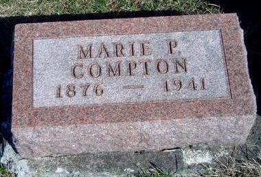 COMPTON, MARIE PAULINE - Madison County, Iowa | MARIE PAULINE COMPTON