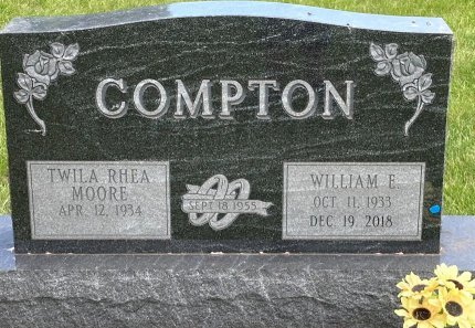 COMPTON, TWILA RHEA - Madison County, Iowa | TWILA RHEA COMPTON