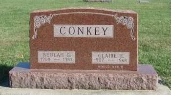 CONKEY, CLAIRE ELBERT - Madison County, Iowa | CLAIRE ELBERT CONKEY
