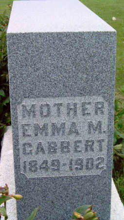CONWAY, EMMA MARIA - Madison County, Iowa | EMMA MARIA CONWAY