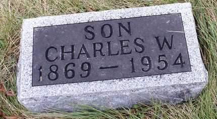 COOK, CHARLES W. - Madison County, Iowa | CHARLES W. COOK