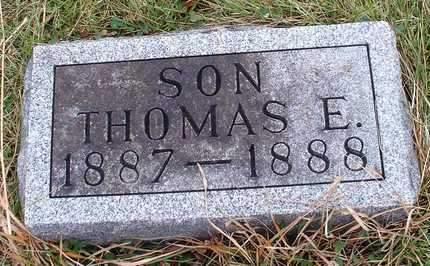 COOK, THOMAS EVERT - Madison County, Iowa | THOMAS EVERT COOK