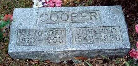 COOPER, JOSEPH OBEDARE - Madison County, Iowa | JOSEPH OBEDARE COOPER