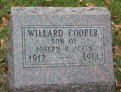 COOPER, WILLARD - Madison County, Iowa | WILLARD COOPER