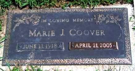 COOVER, MARIE JOSEPHINE - Madison County, Iowa | MARIE JOSEPHINE COOVER