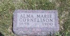 CORNELISON, ALMA MARIE - Madison County, Iowa | ALMA MARIE CORNELISON