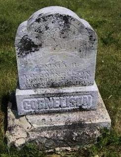 CORNELISON, EMMA B. - Madison County, Iowa | EMMA B. CORNELISON