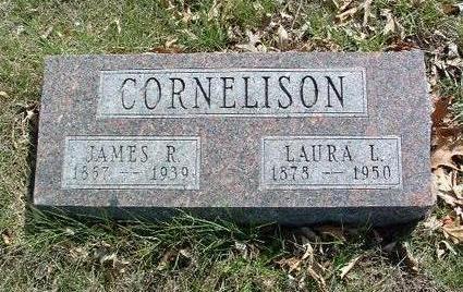 PALMER CORNELISON, LAURA L. - Madison County, Iowa   LAURA L. PALMER CORNELISON