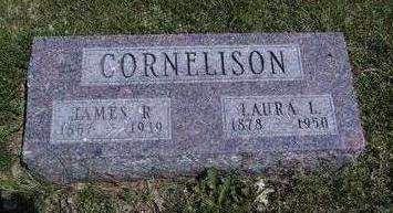 CORNELISON, LAURA LUELLA - Madison County, Iowa | LAURA LUELLA CORNELISON