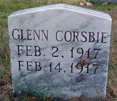 CORSBIE, GLENN - Madison County, Iowa | GLENN CORSBIE