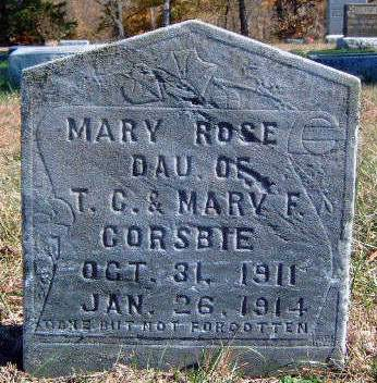 CORSBIE, MARY ROSE - Madison County, Iowa | MARY ROSE CORSBIE