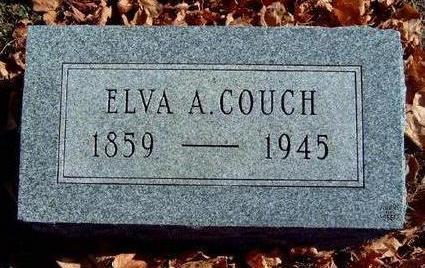 COUCH, ELVA ALPHRETTA - Madison County, Iowa | ELVA ALPHRETTA COUCH