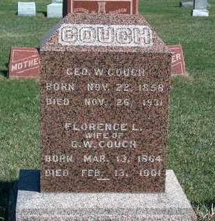 COUCH, GEORGE WASHINGTON - Madison County, Iowa | GEORGE WASHINGTON COUCH