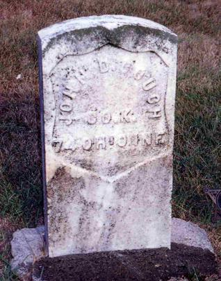 COUCH, JOHN D. - Madison County, Iowa   JOHN D. COUCH