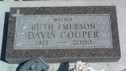 COUPER, RUTH - Madison County, Iowa | RUTH COUPER