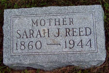 COX, SARAH JANE - Madison County, Iowa | SARAH JANE COX