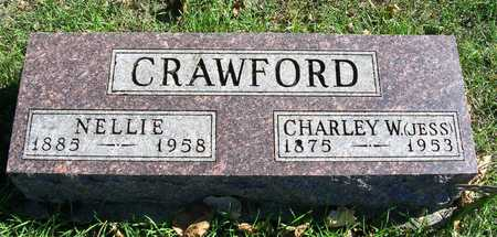 CRAWFORD, CHARLES WILBUR (JESS) - Madison County, Iowa | CHARLES WILBUR (JESS) CRAWFORD