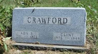 CRAWFORD, CLINTON - Madison County, Iowa | CLINTON CRAWFORD