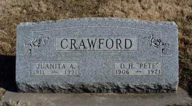 CRAWFORD, DENISON HAROLD - Madison County, Iowa | DENISON HAROLD CRAWFORD