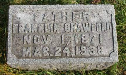CRAWFORD, FRANKLIN - Madison County, Iowa | FRANKLIN CRAWFORD