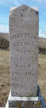 CRAWFORD, CRANSTON LELAND - Madison County, Iowa   CRANSTON LELAND CRAWFORD