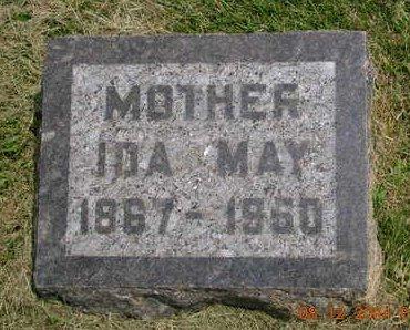 CRAWFORD, IDA MAY - Madison County, Iowa | IDA MAY CRAWFORD