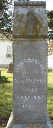CRAWFORD, JOHN - Madison County, Iowa | JOHN CRAWFORD