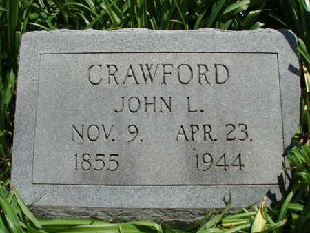 CRAWFORD, JOHN LEWIS - Madison County, Iowa   JOHN LEWIS CRAWFORD