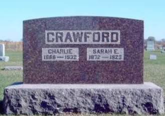 CRAWFORD, CHARLIE - Madison County, Iowa | CHARLIE CRAWFORD