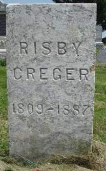 CREGER, RISBY - Madison County, Iowa | RISBY CREGER