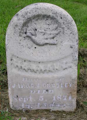 CROSSLEY, HANNAH E. - Madison County, Iowa | HANNAH E. CROSSLEY