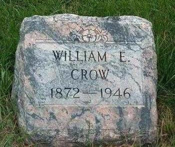 CROW, WILLIAM EDWARD - Madison County, Iowa | WILLIAM EDWARD CROW