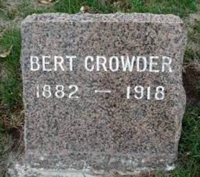 CROWDER, ALBERT JAMES