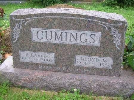 CUMINGS, LLOYD MYRON - Madison County, Iowa | LLOYD MYRON CUMINGS