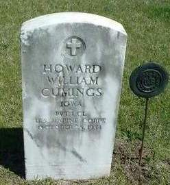 CUMINGS, HOWARD WILLIAM - Madison County, Iowa | HOWARD WILLIAM CUMINGS